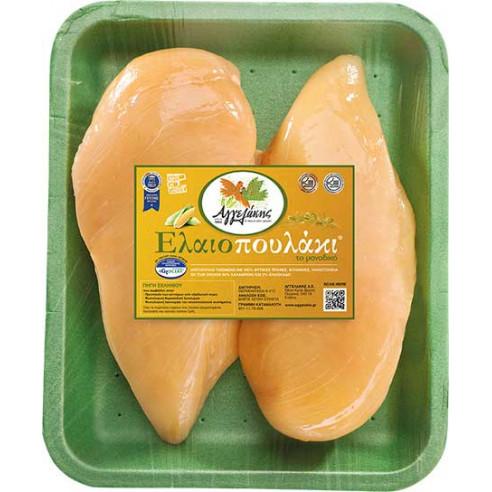 Φιλέτο Στήθος Κοτόπουλου Ελαιοπουλάκι...