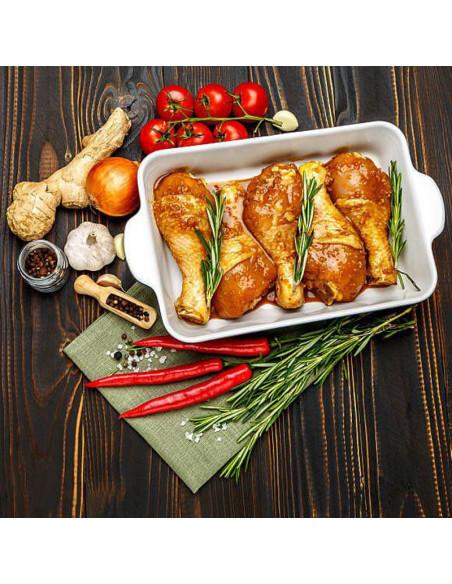 Κοπανάκια Κοτόπουλο μαριναρισμένα