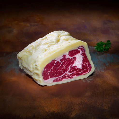 Butter Aged Beef Steak