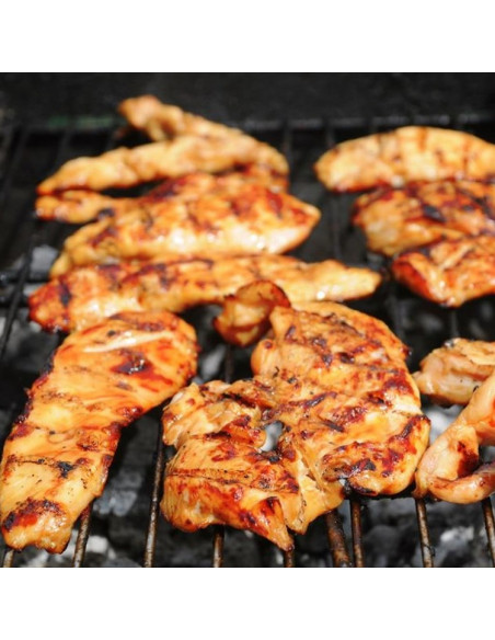 Παϊδάκια κοτόπουλο με καρυκεύματα Άρτας