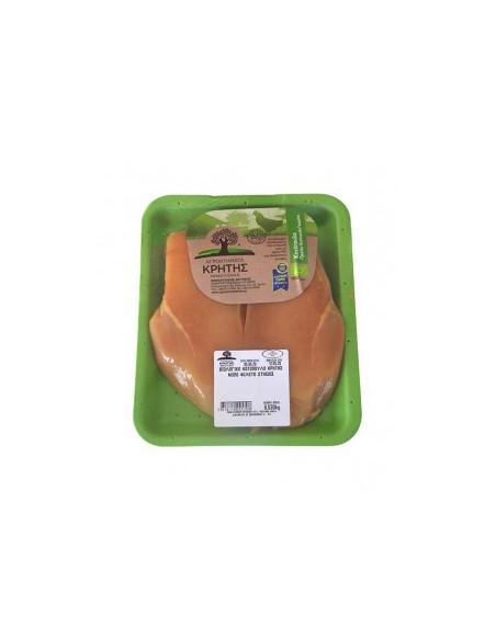 Φιλέτο Στήθος από Βιολογικό Κοτόπουλο  Αγροκτήματα Κρήτης