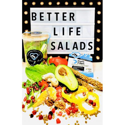 Salad Power Vitamin Bowl Better Life...