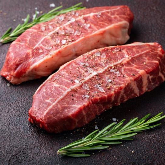 Flat Iron steak beef | κρεοπωλείο delivery siakos.gr