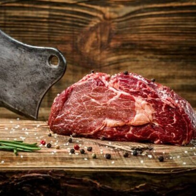 Rib Eye Steak Μοσχού Ελλάδος