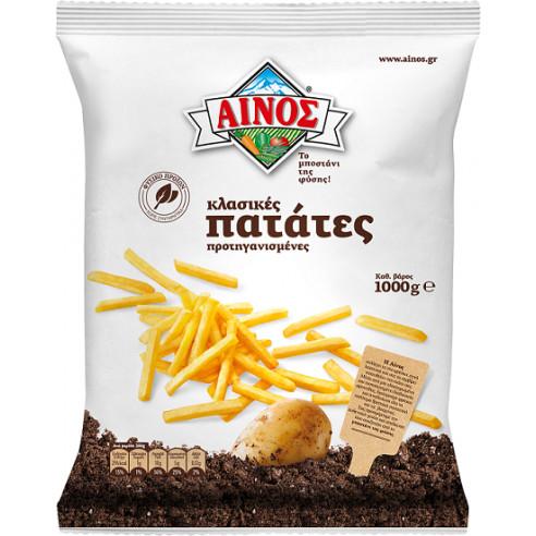 Πατάτες Κλασσικές Κατεψυγμένες Αίνος...