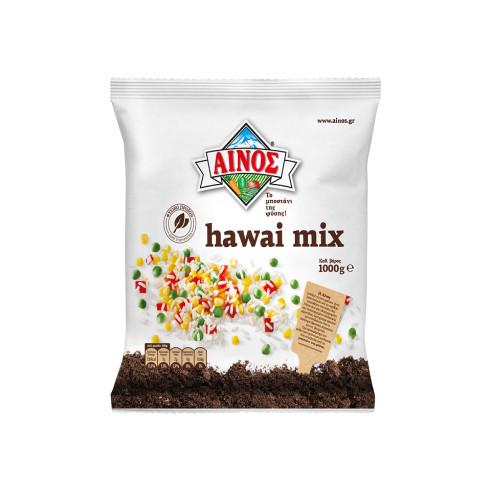 Ριζότο Λαχανικών Hawai mix Κατεψυγμένο Αίνος (1 Κg)