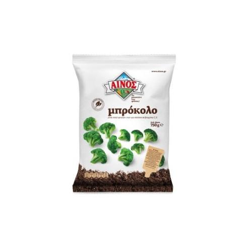 Μπρόκολο Κατεψυγμένο Αίνος (750 g)