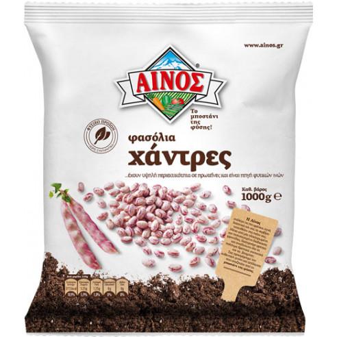 Φασόλια χάντρες Κατεψυγμένες Αίνος (1kg)